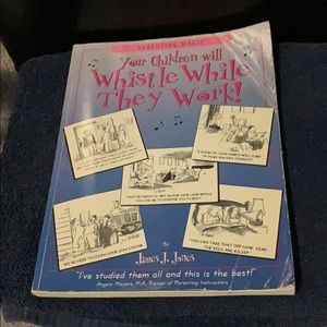 Other - Whistle while you Work Parenting Magic Book